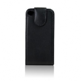 TOP VENTE! Etui cuir simili flip pour iPhone 4 et 4S