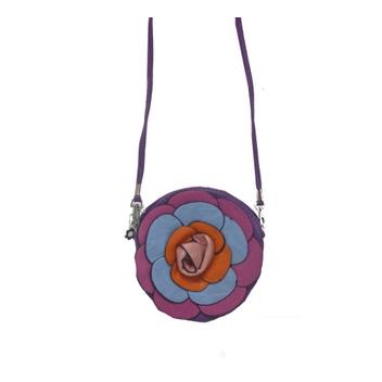 sac bandoulière à fleur réf 5119 2.95€HT/ unité