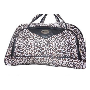 sac week end leopard réf 5117 3.95€HT/ unité