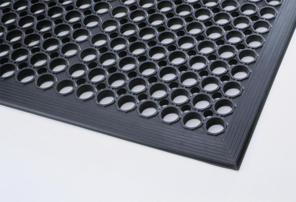 tapis caillebotis caoutchouc 2 paisseurs diff rentes import export. Black Bedroom Furniture Sets. Home Design Ideas