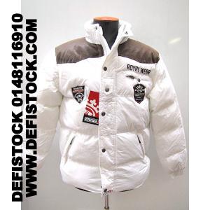 Doudoune royal wear ref 5026 19.5€ ht