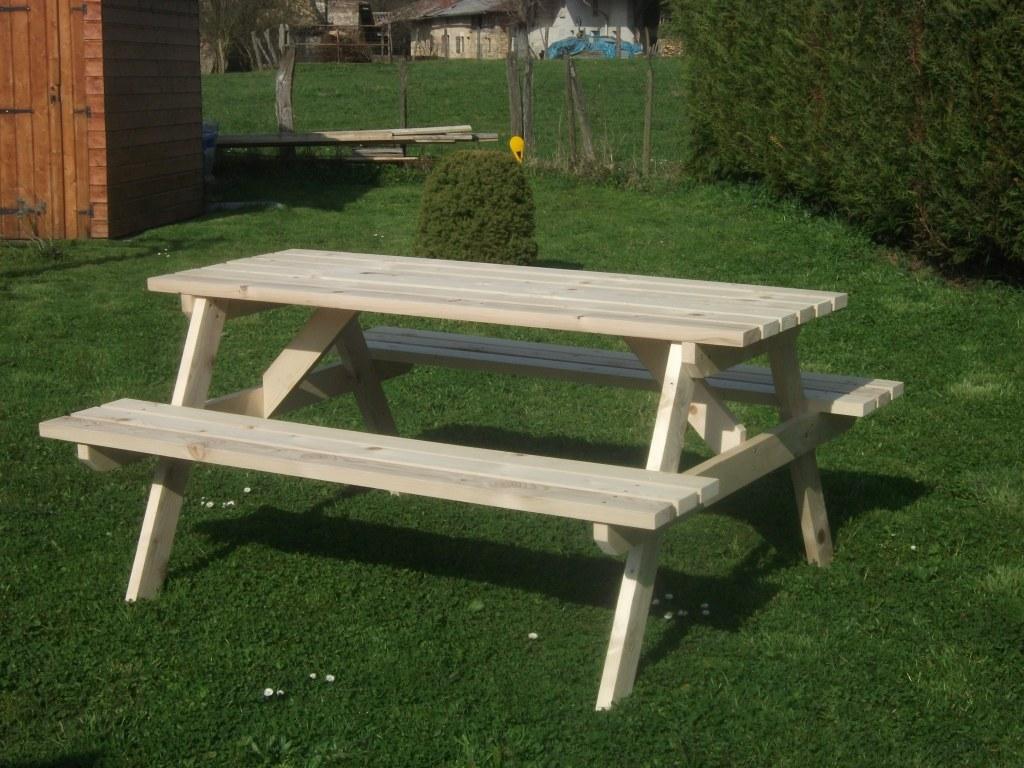 table banc bois concept evasion import export. Black Bedroom Furniture Sets. Home Design Ideas