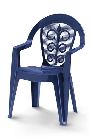 table et chaise en plastique de jardin import export. Black Bedroom Furniture Sets. Home Design Ideas