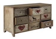 Déstockage de meubles haut de gamme - vente au container