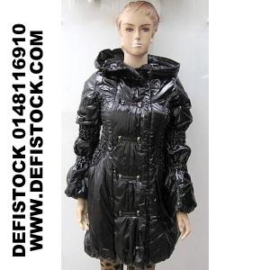 manteau doudoune femme ref 3225 19.5€ ht