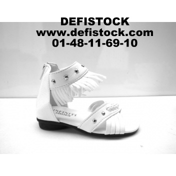 sandale pompom fille ref 1361/ 2.95€ HT