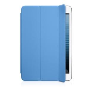 Pliante design Etui en Cuir simi avec Support pour iPad Mini - Assortiment de Couleurs