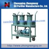 Portabale Oil Purifier / purification d'huile machine