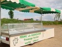 URGENT Cherche remorque refrigeree