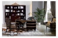 Bureau d'auteur pour les bibliothèques TK-002 de fournisseur de la Chine de bureau d'étude du milieu familial de bureau de maison de bureau de vente