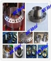 Grade 1, 2, 5, 6, 7, 9, 12 Titanium and titanium alloy Flange