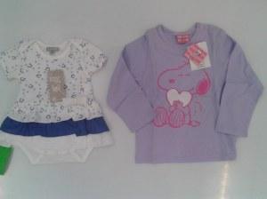 Vêtements enfants Z et Grain de blé