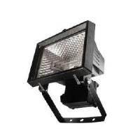 Projecteur Halogène 150W Noir (lampe fournie)