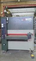 Ponceuse large bande SCM n°382