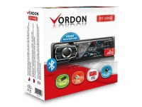 Autoradio Vordon HT-896B avec Bluetooth / AUX / USB / SD