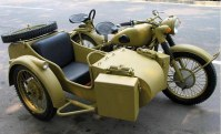 750cc Classic Sidecar for motorcycle bike