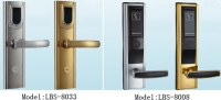 Electronic RFIC card hotel locks supply from Chinese factory