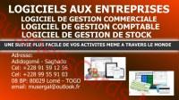 OFFRE SPECIALE DE LOGICIELS DE GESTION COMPTABLE,COMMERCIALE& DE STOCK