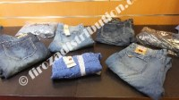 Jeans homme Time Zone