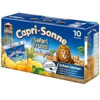 CAPRI-SONNE Safari (Pack de 10) x 4