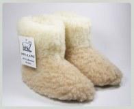 Chaussons 100% laine mouton enfant et adulte