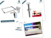 shenzhen dls hardware factory supply table hardware mécanisme