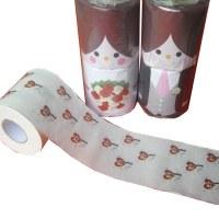 papier papier de latrines sur papier de latrines