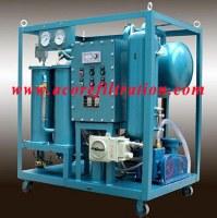 Vacuum Transformer Oil Filtration System