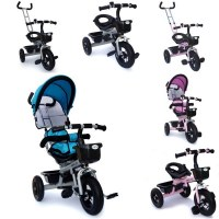 Vélo 3 roules #evo air, 3 en 1, tricycle