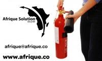Extincteur cote d'ivoire Abidjan / Afrique sécurité incendie
