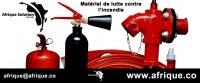 Sénégal Extincteur D'incendie dakar / sécurité incendie
