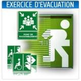 Formation Exercice d'évacuation Maroc Casablanca