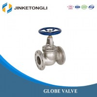 JKTL stainless steel globe valve price