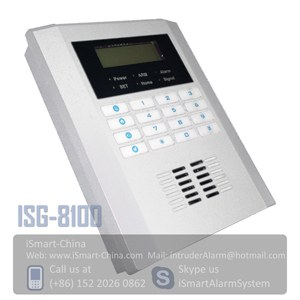 Réduction de prix SMS système d'alarme de sécurité sans fil