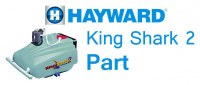 brade robot piscine Haywark King Sark 2 - 60%