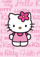 Tapis hello kitty en destockage