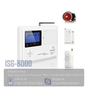 iSmart Chine messe GSM Accueil alarme anti-intrusion