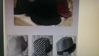 lot chapeau homme