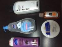 Gel Douche - shampooing - produits bébé