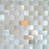 Fabrication mosaïque de marbre