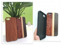 2017 Hottest Style Wooden Iphone Samsung Mobile Phone Protect Case