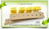 X2 métallisés film polypropylène condensateurs bon prix