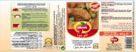Plats préparés - Légumes au boeuf halal