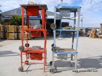 Mesa Tronzadora para madera Sima/Alba/Otros