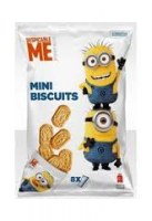 Biscuits MINIONS - Minis 240 g
