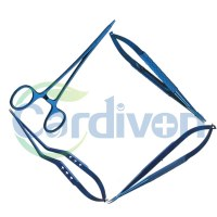 Cardiovascular Titanium Needle Holder