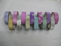 Glitter fournisseur d' usine de ruban d'emballage