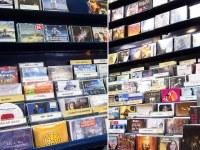 Palettes DVD, CD & Jeux Vidéo