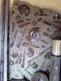 décoration,carrelage en marbre fossilisé