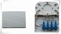 4 Port Fibre optique Patch Panel Résiliation FTB-104B / Mini FTTx Fibre optique Box